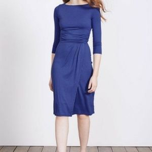Boden Lottie Ruched Dress
